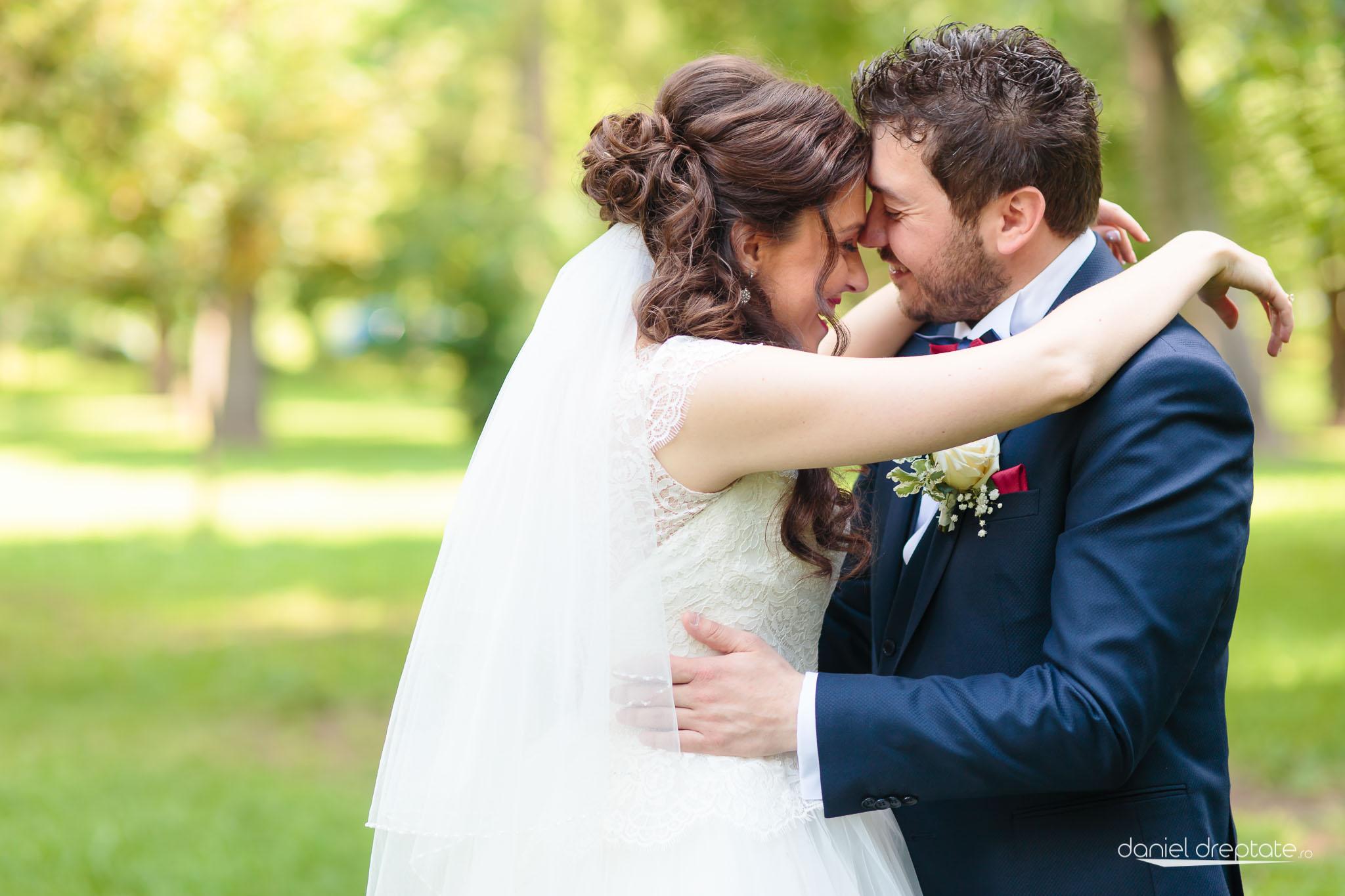 Nunta noastra, Florina si Ionel