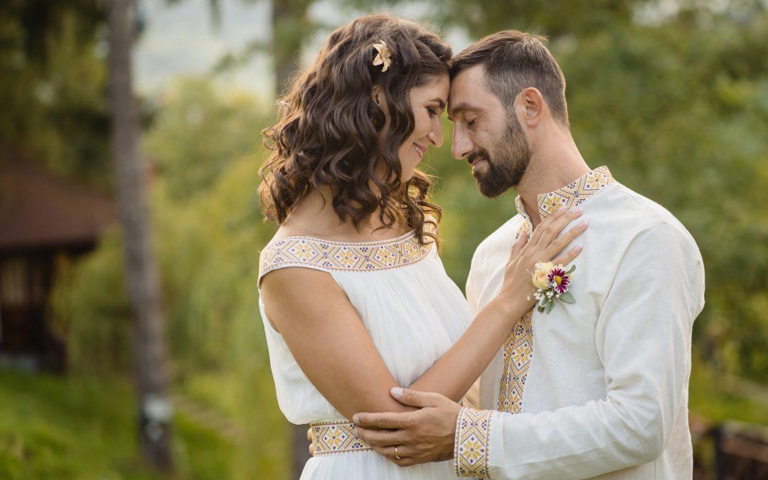 Nunta noastra, Ana și Florin