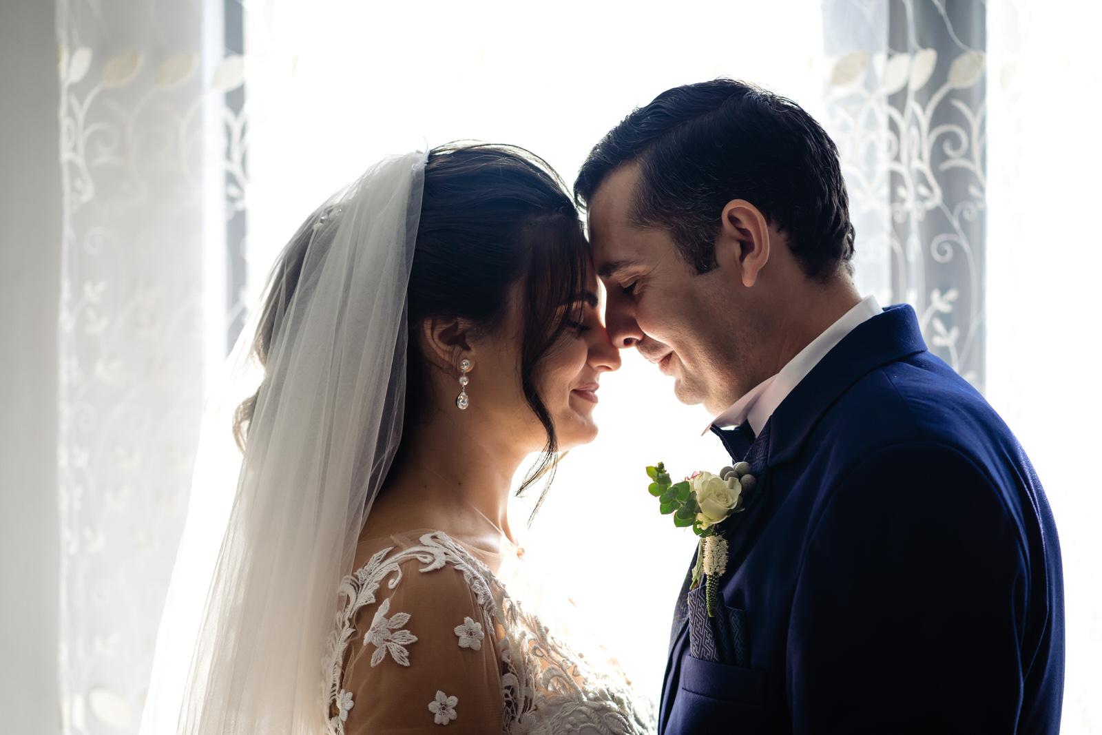 Nunta noastra, Maria și Alexandru