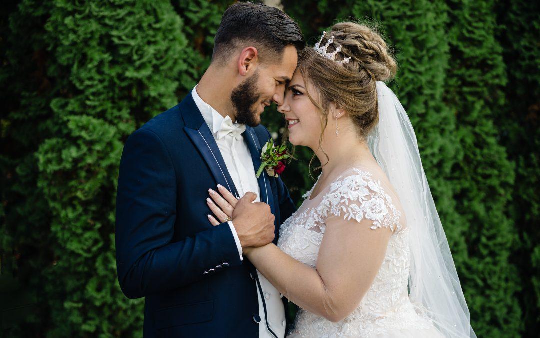 Nunta noastra, Gina și Lisias